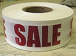Attention Tape (SALE) 1000 ft.
