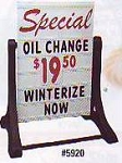 Deluxe Swinger Sidewalk Sign