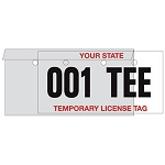 License Plate Protector (100)