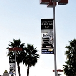 CUSTOM SINGLE POLE BANNER KIT