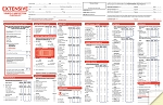 Custom Multi-Point Inspection Forms - 11 x 17