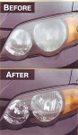 Headlight Repair Kit