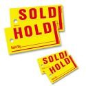 Sold/Hold Jumbo Tags
