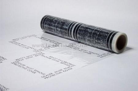 Plastic Carpet Cover >> Carpet Adhesive Film 500 Feet